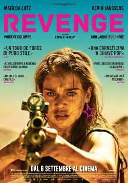 locandina del film REVENGE
