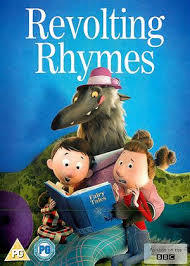 locandina del film REVOLTING RHYMES