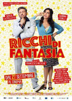 locandina del film RICCHI DI FANTASIA