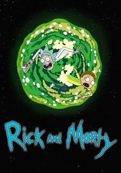locandina del film RICK AND MORTY - STAGIONE 1