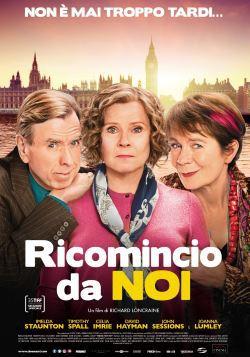 locandina del film RICOMINCIO DA NOI