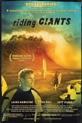 locandina del film RIDING GIANTS