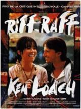 locandina del film RIFF RAFF, MEGLIO PERDERLI CHE TROVARLI