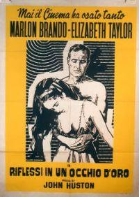 Riflessi In Un Occhio D'Oro (1967)