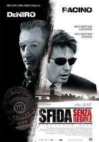 locandina del film SFIDA SENZA REGOLE
