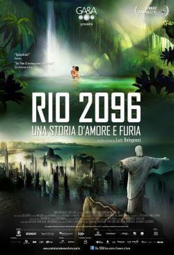 Rio 2096 – Storia D'Amore E Furia (2013)