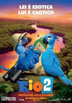 Rio 2 – Missione Amazzonia (2014)