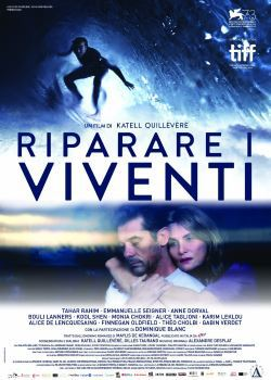 locandina del film RIPARARE I VIVENTI