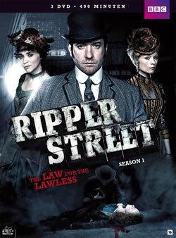 locandina del film RIPPER STREET - STAGIONE 1