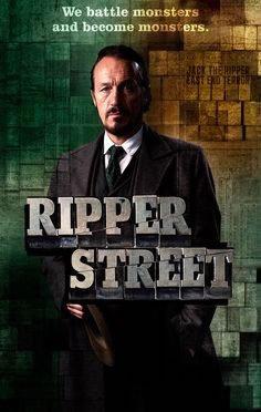 locandina del film RIPPER STREET - STAGIONE 5