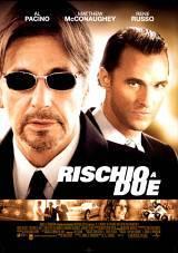 locandina del film RISCHIO A DUE
