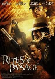 locandina del film RITES OF PASSAGE