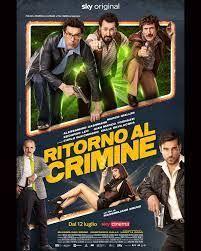 locandina del film RITORNO AL CRIMINE
