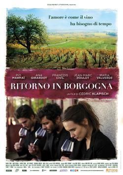 locandina del film RITORNO IN BORGOGNA
