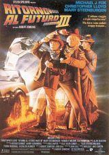 locandina del film RITORNO AL FUTURO PARTE III