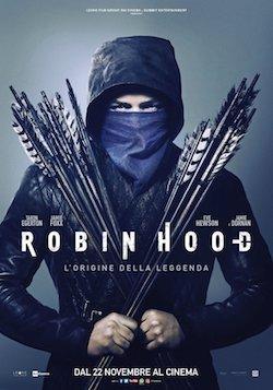 locandina del film ROBIN HOOD - L'ORIGINE DELLA LEGGENDA