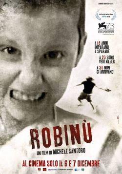 locandina del film ROBINU'