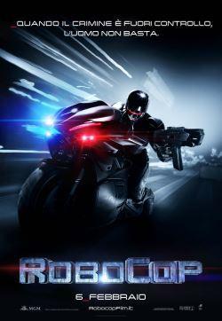 locandina del film ROBOCOP (2014)