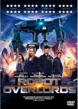 locandina del film ROBOT OVERLORDS