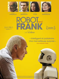 locandina del film ROBOT AND FRANK