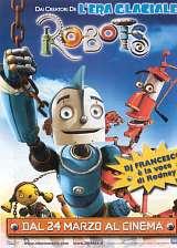 locandina del film ROBOTS