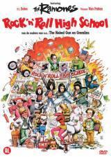 locandina del film ROCK'N'ROLL HIGH SCHOOL