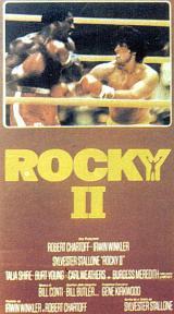 locandina del film ROCKY II