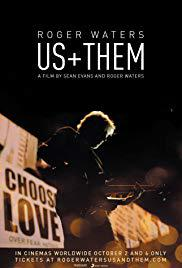 locandina del film ROGER WATERS US + THEM