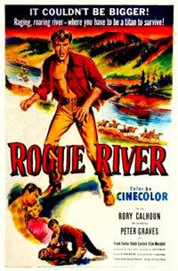locandina del film ROGUE RIVER