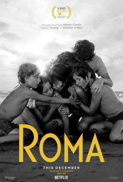 locandina del film ROMA (2018)