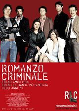 locandina del film ROMANZO CRIMINALE