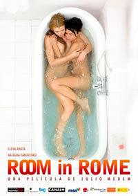 locandina del film ROOM IN ROME