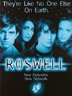 locandina del film ROSWELL - STAGIONE 3