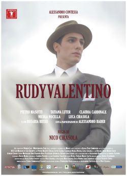 locandina del film RUDY VALENTINO