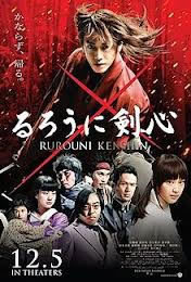 locandina del film RUROUNI KENSHIN