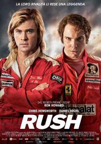 locandina del film RUSH