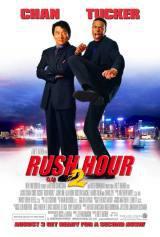 locandina del film COLPO GROSSO AL DRAGO ROSSO - RUSH HOUR 2