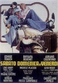 Sabato, Domenica E Venerdì (1979)