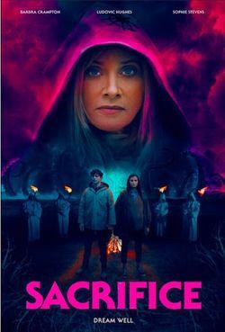 locandina del film SACRIFICE (2020)