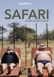 locandina del film SAFARI