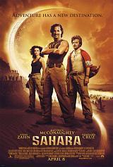 locandina del film SAHARA
