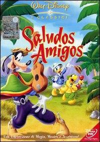 locandina del film SALUDOS AMIGOS