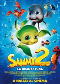 locandina del film SAMMY 2 - LA GRANDE FUGA
