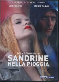 locandina del film SANDRINE NELLA PIOGGIA