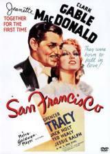 locandina del film SAN FRANCISCO
