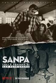 locandina del film SANPA: LUCI E TENEBRE DI SAN PATRIGNANO