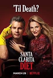 locandina del film SANTA CLARITA DIET - STAGIONE 3