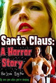 locandina del film SANTACLAUS: A HORROR STORY