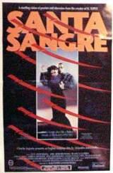 locandina del film SANTA SANGRE