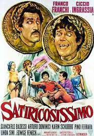 locandina del film SATIRICOSISSIMO